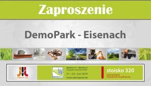 demopark zaproszenie