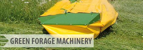 Maszyny do zbioru zielonek Pronar