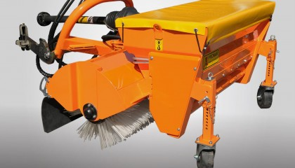 Sweeper PRONAR ZM-P16