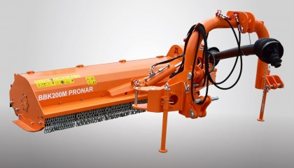 PRONAR BBK-M series rear-side mulchers