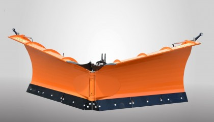 Snow plow PRONAR PUV-4000HD/ PUV-3600HD