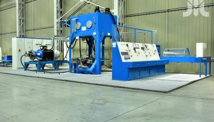 Badania silników, pomp i rozdzielaczy hydraulicznych