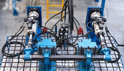 Fatigue tests of axles