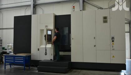 Bearbeitungszentrum CNC