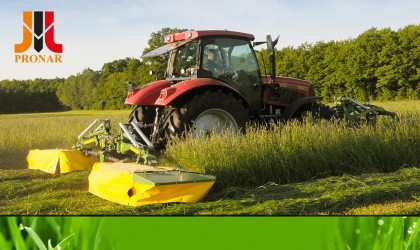 Green forage machinery