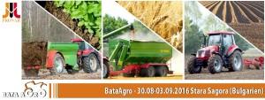 BataAgro Bułgaria wrzesień  DE