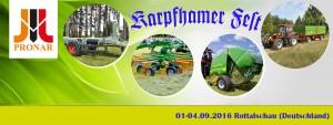 Karpfhamer Fest Rottalschau  DEt