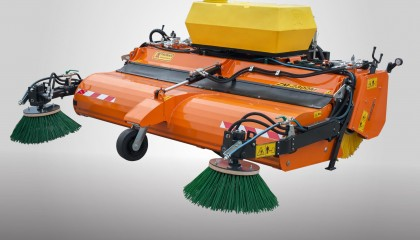 Sweeper PRONAR ZM-2300M