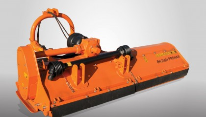 PRONAR BK-M series rear- front mulchers