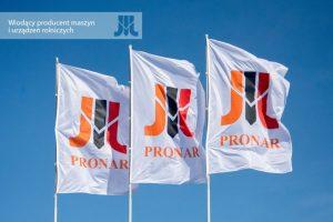 Flagi Pronar Narew
