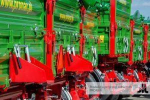 Produkcja przyczep rolniczych Pronar Narew
