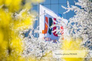 Siedziba główna PRONAR NAREW wiosna