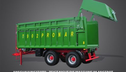 Abschiebewagen PRONAR T902