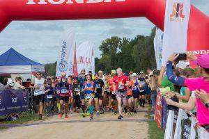 Ultramaraton Nadbużański  Mielnik