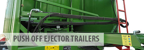 Pronar PUSH OFF EJECTOR TRAILERS