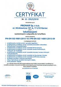 PRONAR ISO ISO PL