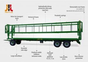 pronar TML trailer EN