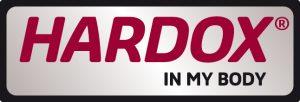 Hardox In My Body Logotype CMYK