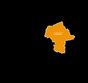 PH mapka komunalna pronar mazowieckie