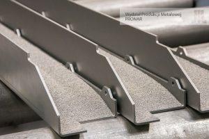 Wydział Produkcji Metalowej PRONAR luty