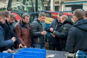 pronar szkolenie dielrzy bialorus