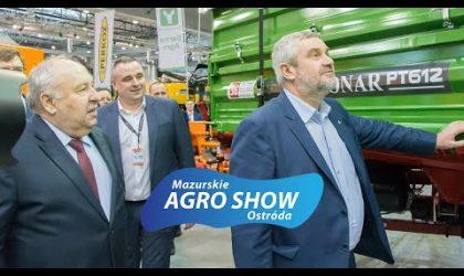 Pronar na targach Mazurskie Agro Show Ostróda 2020