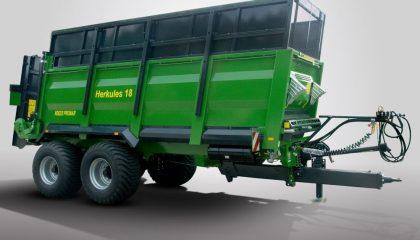 PRONAR manure spreader N262/2