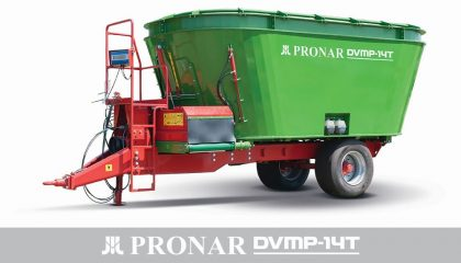 Mixer feeder PRONAR DVMP T- 12/14/16/18