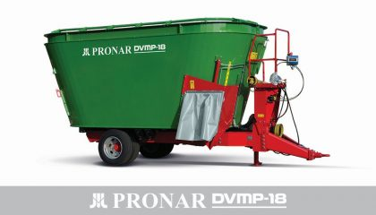 Mixer feeder PRONAR DVMP – 12/14/16/18