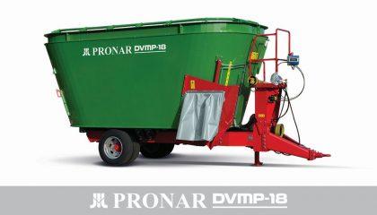 Кормораздатчик PRONAR DVMP -12/14/16/18