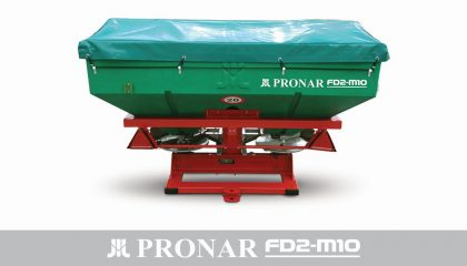 Düngerstreuer  PRONAR FD2-M10