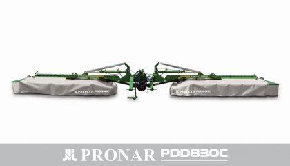 Disc mower PRONAR PDD830C