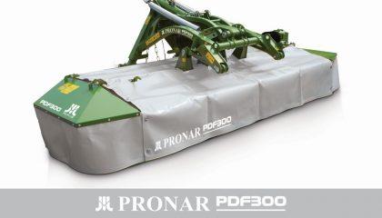 Kosiarka dyskowa PRONAR PDF300