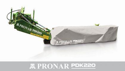 Disc mower PRONAR PDK220