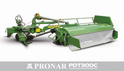 Disc mower PRONAR PDT300C