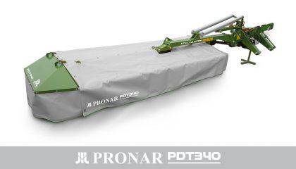 Disc mower PRONAR PDT340