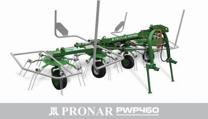 Faneuse Pronar PWP460