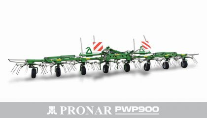 Zettkreisel PWP900