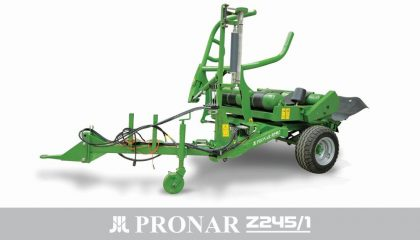 Bale wrapper PRONAR Z245/1