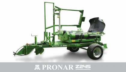 Bale wrapper PRONAR Z245