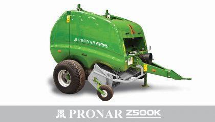 Runballenpresse Pronar Z500K