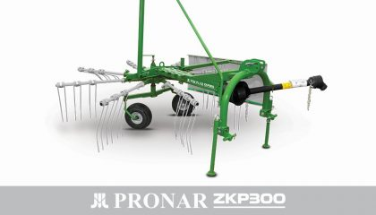 Rotary rake PRONAR ZKP300