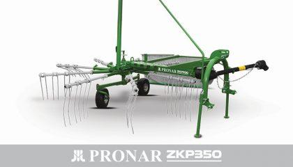 Rotary rake PRONAR ZKP350