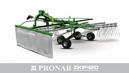 Rotary rake PRONAR ZKP420