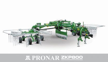 Rotary rake PRONAR ZKP800