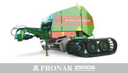 Runballenpresse Pronar Z500G