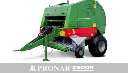 Пресс-подборщик PRONAR Z500R